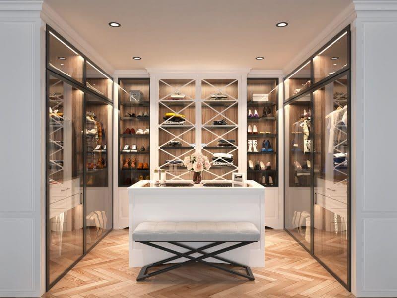 Giyinme Odaları, Hayatınızı Kolaylaştırıyor
