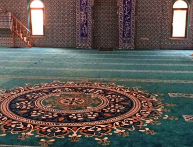 Göbekli Cami Halısı Nedir