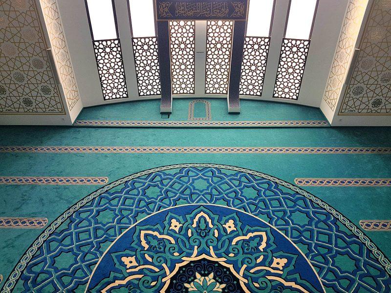 Türkiye'nin En İyi Cami Halısı Firması
