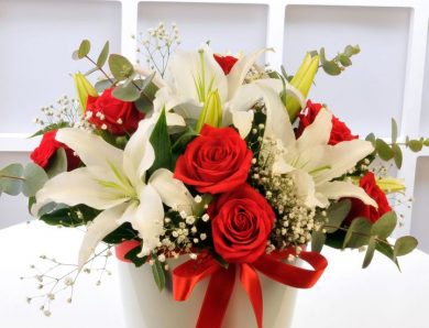 Çiçek En Güzel Hediye Seçimidir!
